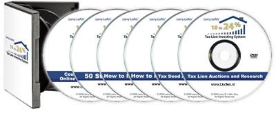 tax lien cd's